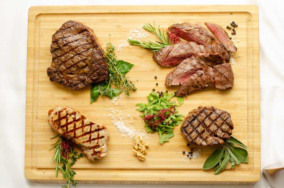 Produktová fotografia - Steakpark Piešťany